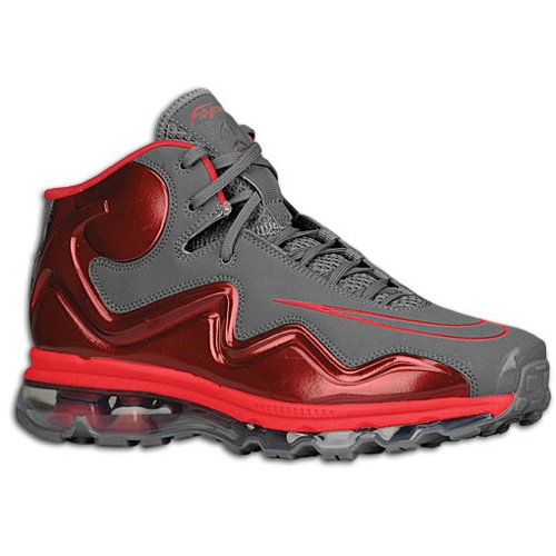 meet 8b1d6 590bc Available  Nike Air Max Flyposite – Cool Grey Hyper Red