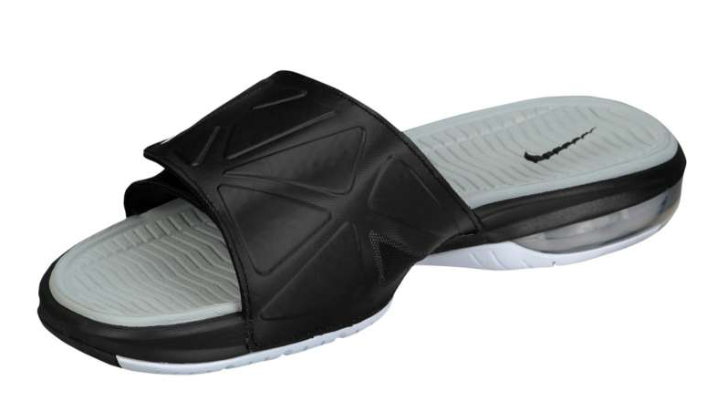 quality design 18f82 5b87a ... spain available nike air lebron slide 2 black strata grey dad50 c64a9