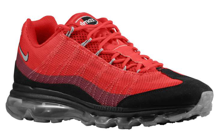 mens nike air max 95 dynamic flywire running shoes