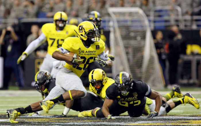 Army All-American Bowl - East vs. West - adidas adizero 5-Star 2.0 (2)