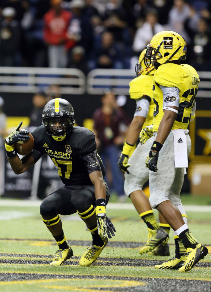 Army All-American Bowl - East vs. West - adidas adizero 5-Star 2.0 (4)