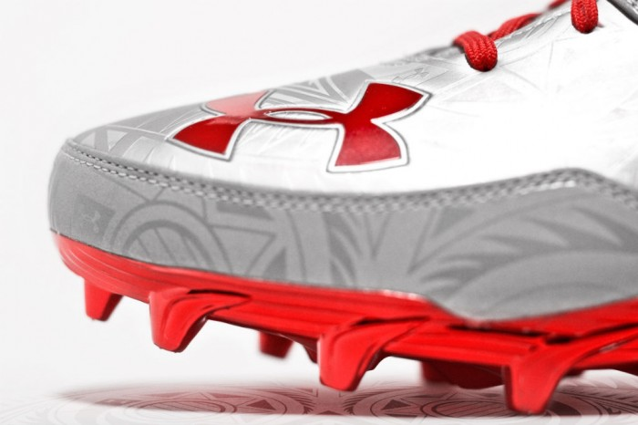 Under Armour 2013 NFL Pro Bowl Cleat Detail (2)