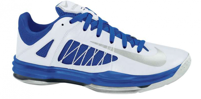 huge selection of 61e48 17f7f Available  Nike Hyperdunk 2012 Low – White Game Royal