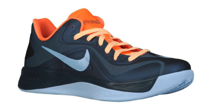 nike hyperfuse 2012 low � squadron blueice blue eastbay
