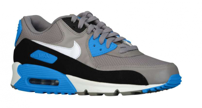 Nike Air Max 90 Sport Grey Photo Blue
