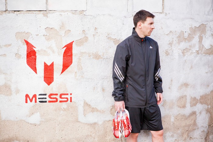 adidas Soccer Introduces The F50 Messi (1)