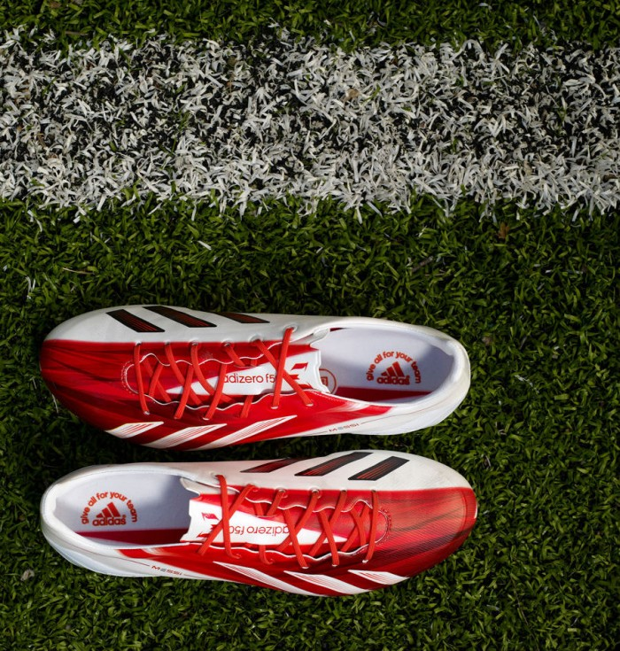 adidas Soccer Introduces The F50 Messi (7)