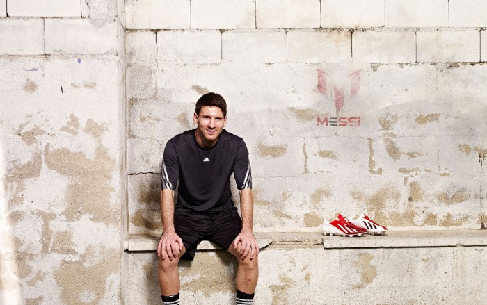 adidas Soccer Introduces The F50 Messi (9)