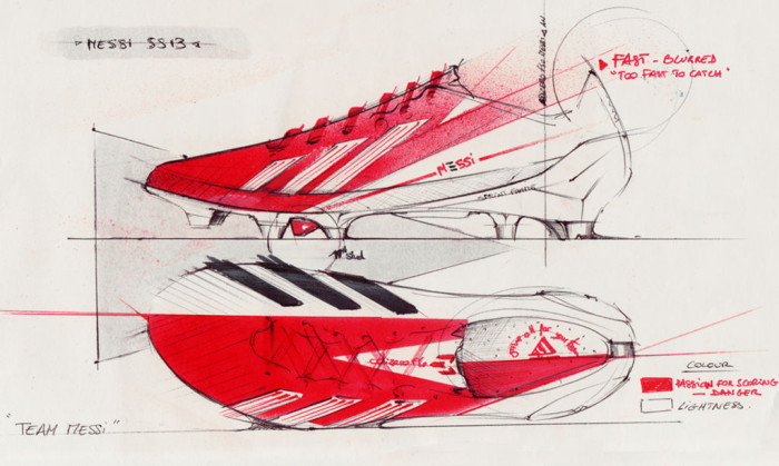 adidas Soccer Introduces The F50 Messi (11)