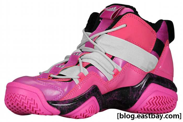 adidas Top Ten 2000 GS Vivid Pink Bliss Pink Black G32850 (2)