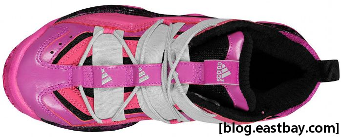 adidas Top Ten 2000 GS Vivid Pink Bliss Pink Black G32850 (4)