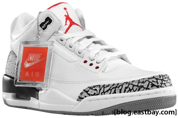 "Win An Air Jordan 3 Retro '88 ""Cement"" Hook-Up"