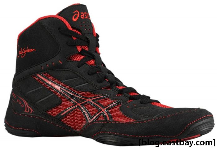 ASICS Cael V5.0 Black Red