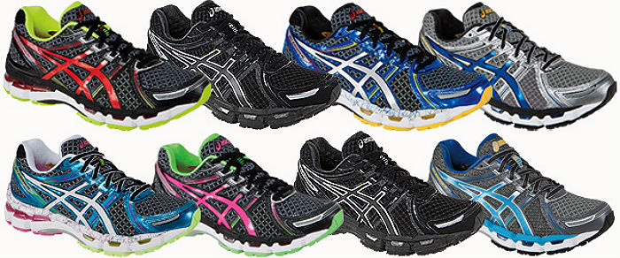 ASICS GEL-Kayano 19 - Stop At Never
