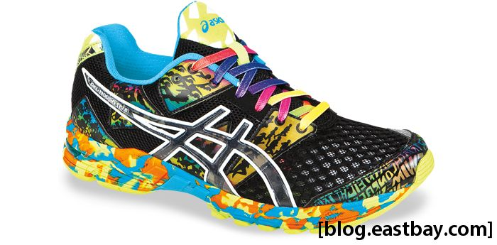 ASICS GEL-Noosa Tri 8 Black Confetti Men's