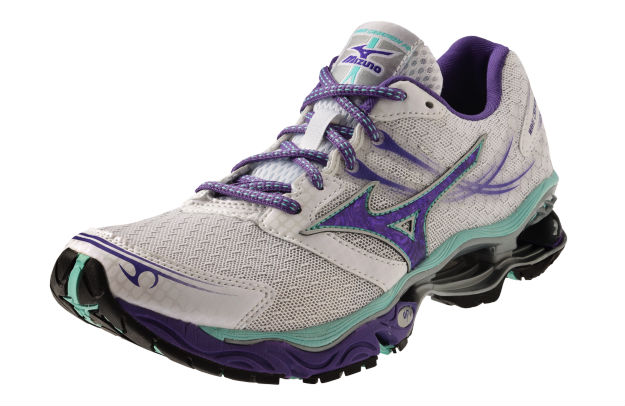 Mizuno Wave Creation 14 Women's White Ultraviolet