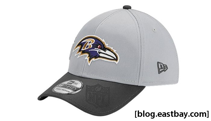 New Era NFL Super Bowl Locker Room Cap Baltimore Ravens