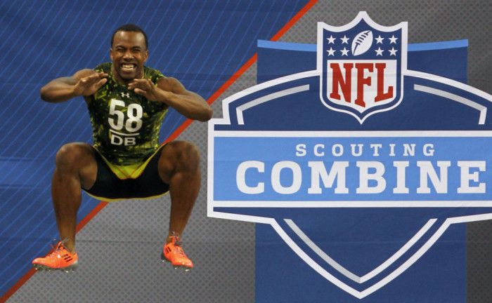 NFL Watch // The 2013 NFL Combine