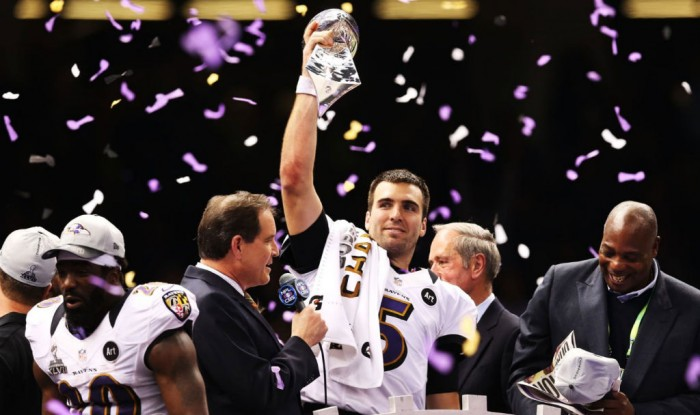 NFL Watch // Resilient Ravens Win Super Bowl XLVII