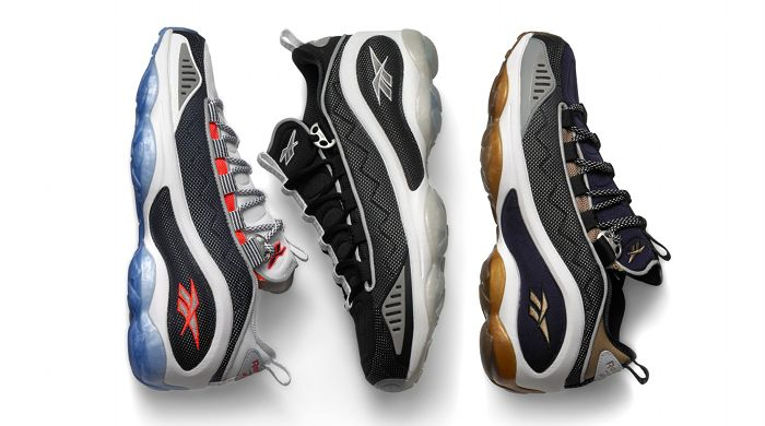 Reebok DMX Run 10 Group Shot