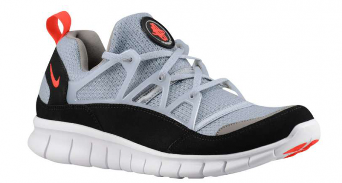 Nike Free Huarache Light Wolf Grey Infrared
