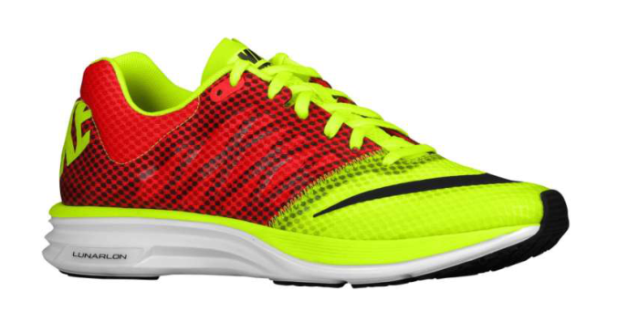 Nike Lunar Speed - Volt/Black-Pimento