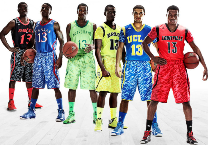 adidas Crazy Fast - NCAA Pack