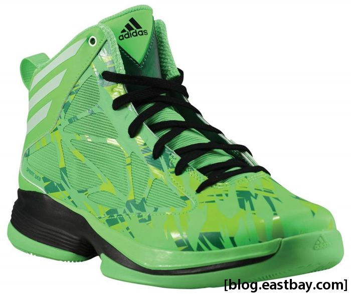 adidas Crazy Fast NCAA Pack - Notre Dame Fighting Irish