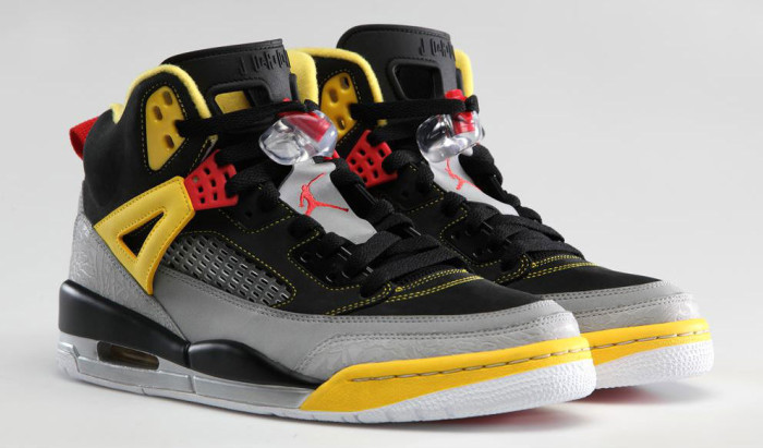 Jordan Spizike Black Challenge Red Tour Yellow 3M