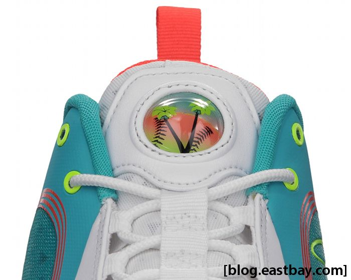 Nike Air Max 360 Swingman White Bright Turquoise Total Crimson Volt Yacht 538408-103 (4)