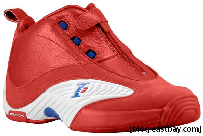 Reebok Answer IV PHILA Pack Red