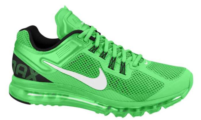 Nike Air Max 2013 - Poison Green