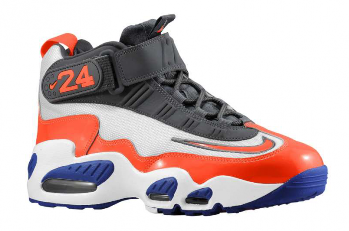 Nike Air Griffey Max 1 - White/Total Crimson-Hyper Blue
