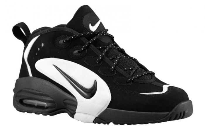 Nike Air Way Up Black White