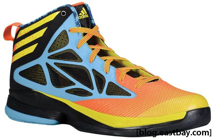 crazy fast adidas basketball shoes