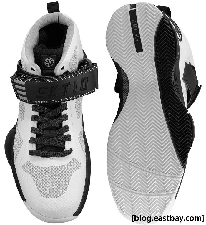 Ektio Breakaway White Black (2)