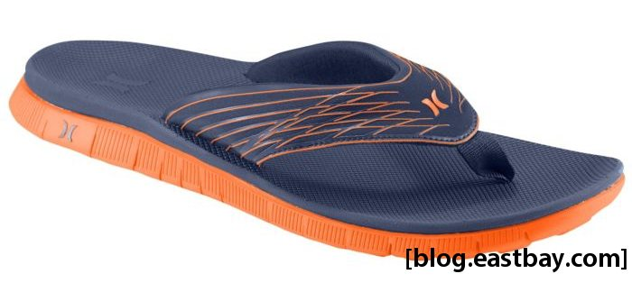 Hurley Phantom Free Sandal Navy Orange