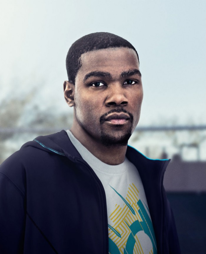 Kevin Durant for Nike N7