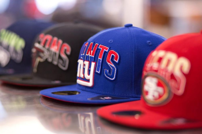 New Era NFL Draft Hats