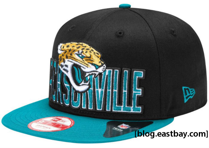 New Era NFL 9FIFTY Draft Snapback - Jacksonville Jaguars