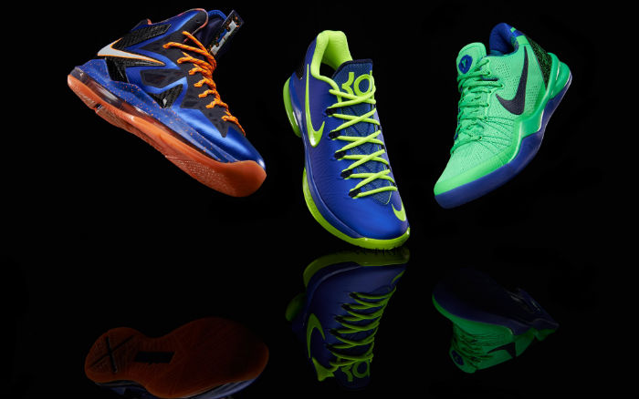 Nike Basketball ELITE Series 2.0 : Superhero Pack