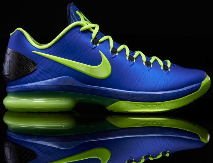 Nike Basketball ELITE Series 2.0 : Superhero Pack - KD V Elite (1)