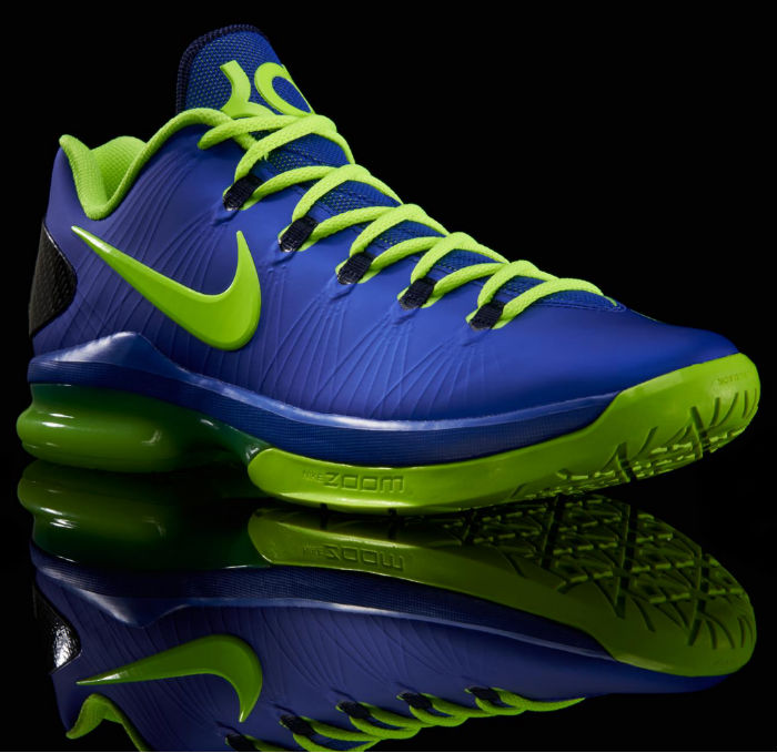 Nike Basketball ELITE Series 2.0 : Superhero Pack - KD V Elite (2)