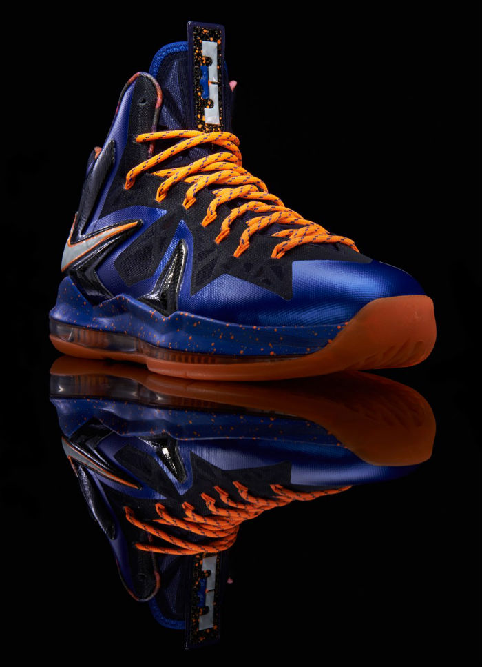 Nike Basketball ELITE Series 2.0 : Superhero Pack - LeBron X PS Elite (2)