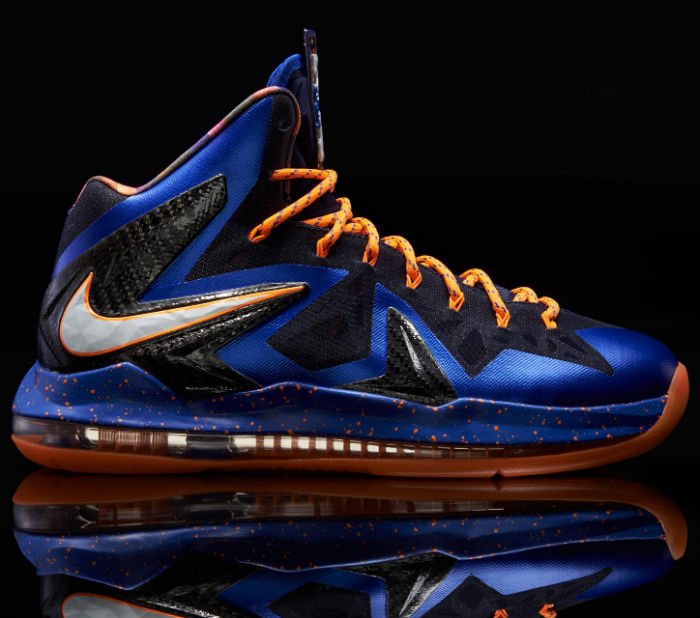 Nike Basketball ELITE Series 2.0 : Superhero Pack - LeBron X PS Elite (3)