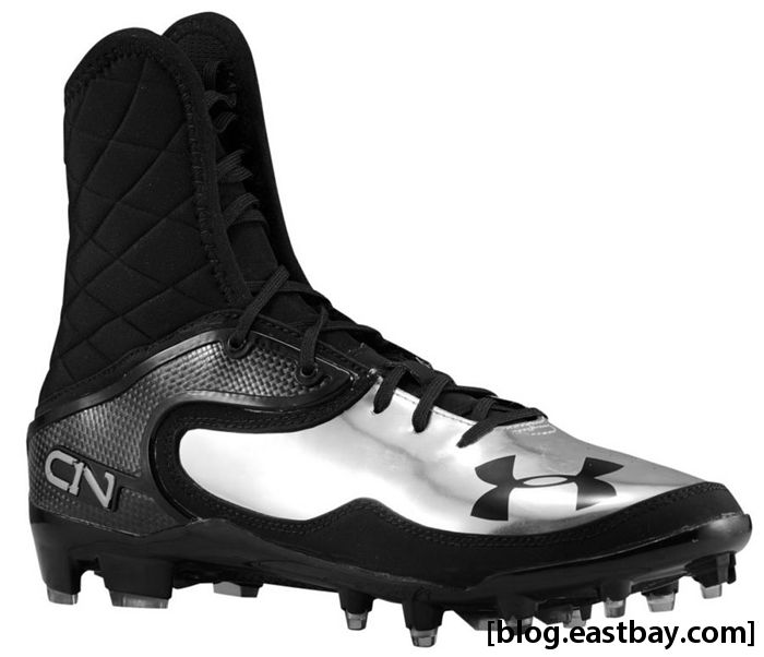 Under Armour Cam Highlight MC Black Metallic Silver