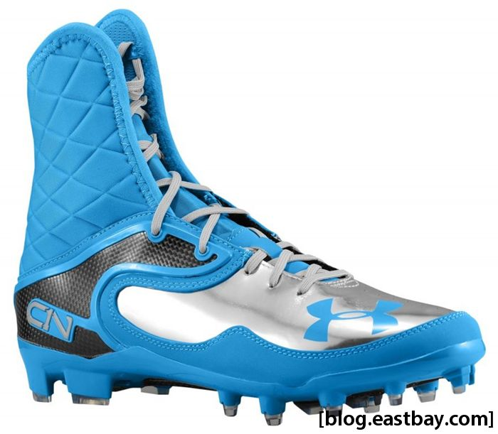Under Armour Cam Highlight MC Blue Heat Metallic Silver