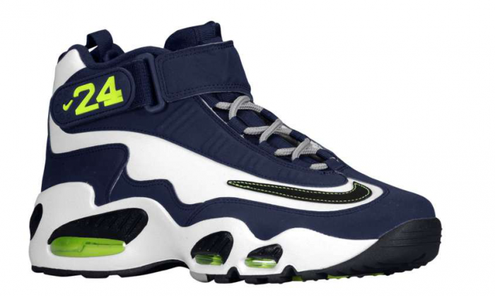 Nike Air Max Griffey 1 - White/Black-Midnight Navy