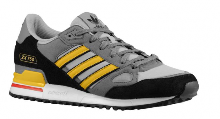 adidas Originals ZXZ 750 - Silver/Sunshine