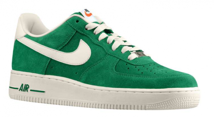 Nike Air Force 1 Blazer Pack Green